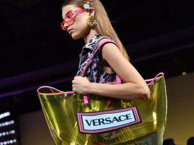 Report: Michael Kors to Acquire Versace