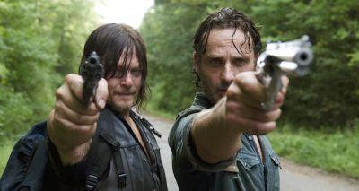 The Walking Dead And Other Great TV Marathons Airing On New Year's Eve Weekend