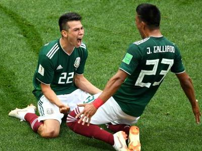 World Cup 2018: Mexico's stunning upset of Germany caused mini earthquake