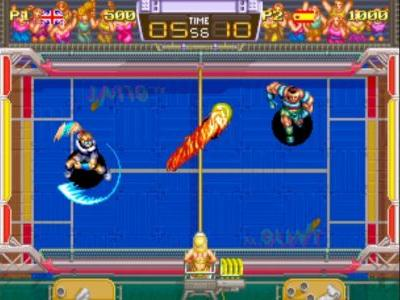Windjammers Scores On Switch Later This Year