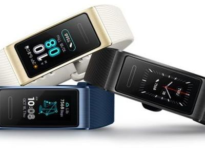 You can now buy the Huawei Band 3 Pro and Band 3e