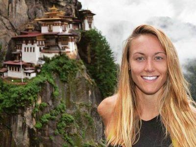 This 27-year-old just became the first woman to visit every country in the world