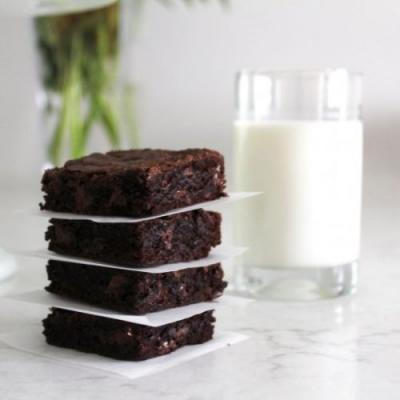 The Best Fudgy Brownies