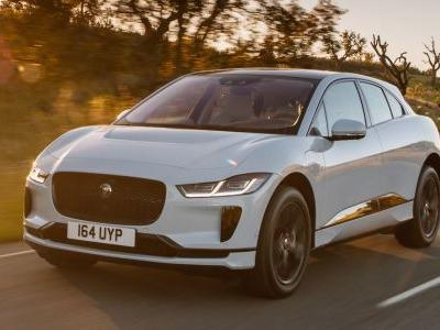Jaguar I-Pace Review: The Future Is Fast, And Slightly Flawed
