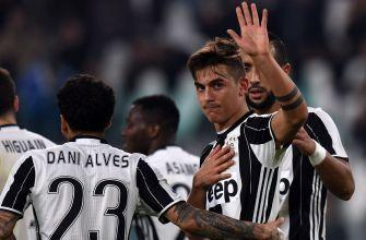 Juventus pads its lead in Serie A, Dybala stars in win vs. Palermo