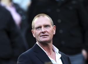 Gascoigne charged with sexually assaulting a woman on train