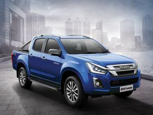 Isuzu D-Max V-Cross Z-Prestige Variant Launched At Rs 1999 Lakh