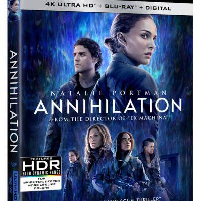 'Annihilation' 4K is Best Buy Exclusive; Blu-ray and DVD Also Announced