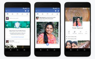 Facebook's piloting tools to protect your profile picture from being misused