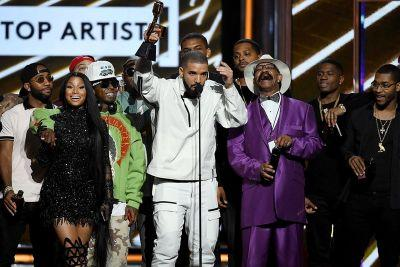 Here's Every Drake Win at the 2017 Billboard Music Awards