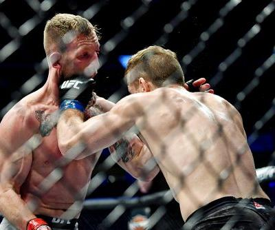 Nik Lentz shouts out Brett Kavanaugh after UFC 229 win, much to the chagrin of Twitter