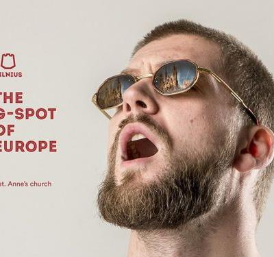 A city in Lithuania is marketing itself as 'the G-spot of Europe'