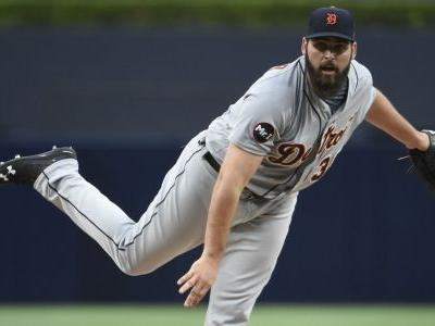 Michael Fulmer says home plate umpire was 'Godawful' in Tigers' 9-1 loss to Astros