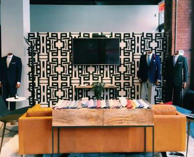 The Menswear Market is Going All In on Experiential Retail