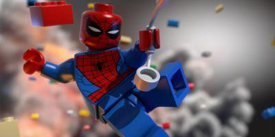 Spider-Man Homecoming Lego Sets Revealed