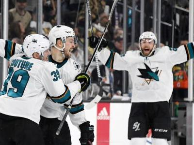 NHL playoffs 2019: Tomas Hertl makes good on Game 7 vow with 2OT goal for Sharks