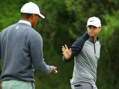 WGC-Dell Technologies Match Play: Tiger Woods stunned by Lucas Bjerregaard in semifinals