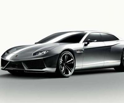 Lamborghini may build a new 2+2 grand tourer