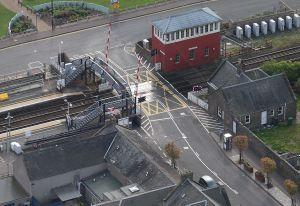 Carnoustie Road Closures For Level Crossing Upgrade