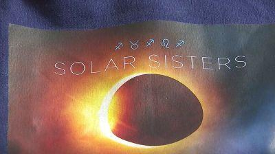 'Solar Sisters' making good on eclipse promise