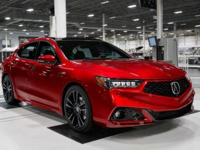 Which of You Turkeys Is Dropping $50,000 on a Handbuilt Acura TLX?