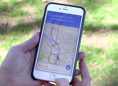 Google Maps brings its real-time journey-tracking feature to iPhone