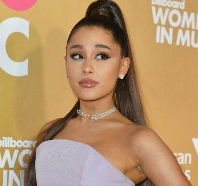 Ariana Grande fixed her Japanese tattoo after people accused her of disrespecting the language: 'RIP tiny charcoal grill'