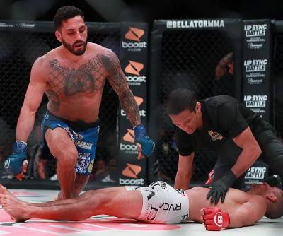 Bellator 214 video: Watch Henry Corrales starch Aaron Pico with insane comeback knockout