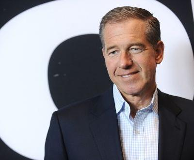 Disgraced Brian Williams seems to have a bright future at NBC