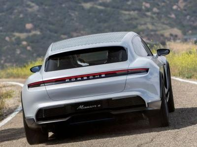 It's Official: The Porsche Mission E-Cross Is Going Into Production