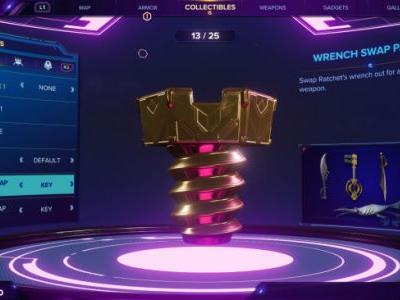 How To Wield a Keyblade as Ratchet and Rivet in Ratchet and Clank: Rift Apart