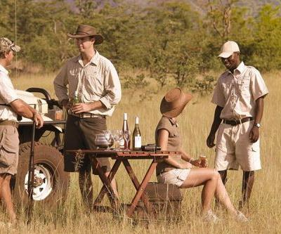 Safari Fashion - Style Tips In Nature