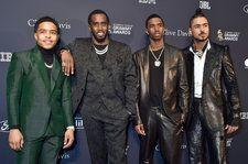 Diddy Calls on Sons Quincy Brown, Christian & Justin Combs as Judges for 'Making the Band'