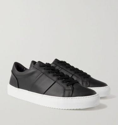 Mr. P Launches Eco-Friendly Leather-Alternative Sneakers