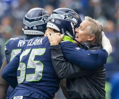 Seattle Seahawks tag defensive lineman Frank Clark