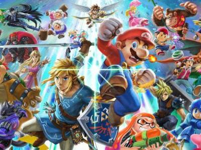 Super Smash. Bros Ultimate is not a port, Nintendo says: it's 'a brand new game built from the ground up'