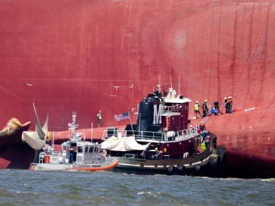 All 4 crew members rescued from inside capsized cargo ship off Georgia coast