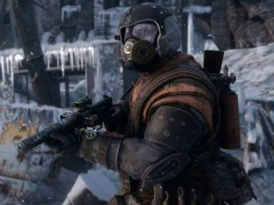 Metro Exodus Aurora Limited Edition Includes an Art Book