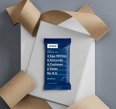 Protein bar maker RXBAR started in a basement and recently sold for $600 million - proving that transparent ingredient lists and a great-tasting product can go a long way