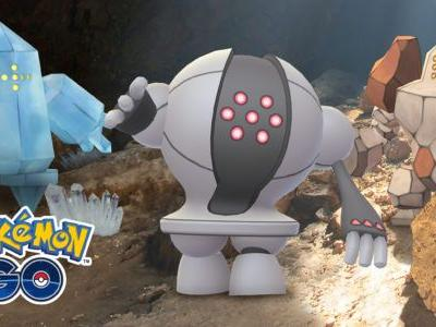 Pokémon GO In For A Rocky November With The Return Of Regi Pokémon