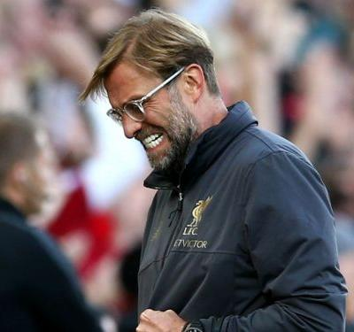 Liverpool 1 Brighton and Hove Albion 0: Salah strike maintains perfect start