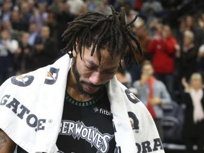 'A hell of a night': Derrick Rose savors his career-high 50