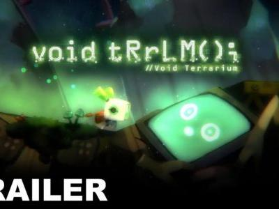 Void tRrLM; Terrarium Launching in July