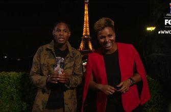 FIFA Women's World Cup NOW™: Karina LeBlanc, Aaron West break down Canada's opening match