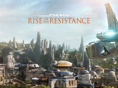 Star Wars: Rise of the Resistance Is Disney Parks' Most Ambitious Attraction Ever