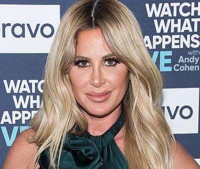 Real Housewives' Kim Zolciak-Biermann Posts Breast Reduction Photo on Instagram