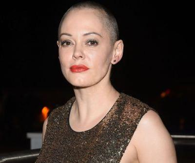 Rose McGowan cancels film festival appearance amid Weinstein allegations