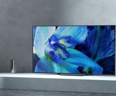 Sony's new 4K OLED TVs start at $2,499.99