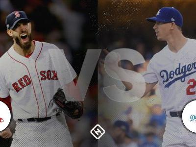 World Series 2018: Red Sox vs. Dodgers Game 3 time, TV channel, how to watch online