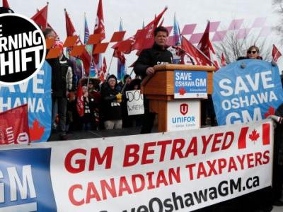 GM Threatens to Sue Union Over Super Bowl Commercial, Union Runs It Anyway